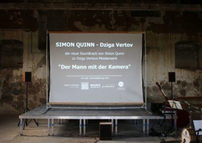 Simon Quinn: Der Mann mit der Kamera